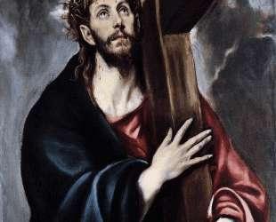 Христос несущий крест — Эль Греко