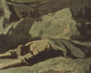 Christ in Gethsemane — Братья Лимбург