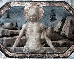 Христос во гробе — Якопо Беллини