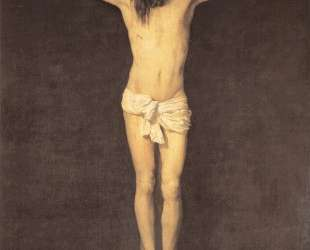 Christ on the Cross — Диего Веласкес