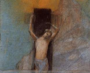 Christ on the cross — Братья Ленен