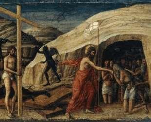 Сошествие Христа в Чистилище — Якопо Беллини