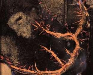 Christ with Red Thorns — Одилон Редон