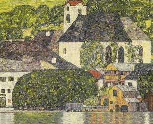 Church in Unterach on the Attersee — Густав Климт