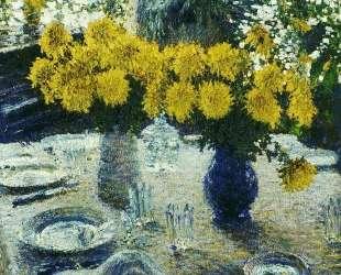 Chrysanthemums — Игорь Грабарь