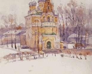 Церковь — Василий Суриков