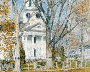 Church at Old Lyme — Чайльд Гассам