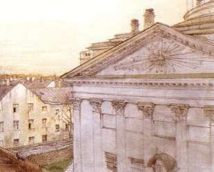 Церковь св. Екатерины в Санкт-Петербурге — Александр Бенуа