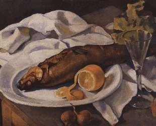 Селедка и лимон — Зинаида Серебрякова