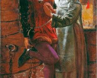Claudio and Isabella — Уильям Холман Хант