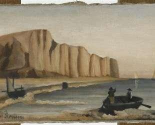 Cliffs — Анри Руссо