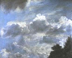 Облака. Этюд — Джон Констебл