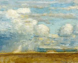 Clouds (also known as Rain Clouds over Oregon Desert) — Чайльд Гассам