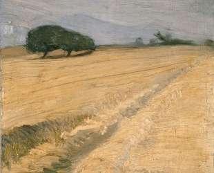Field with Haystacks — Николаос Литрас