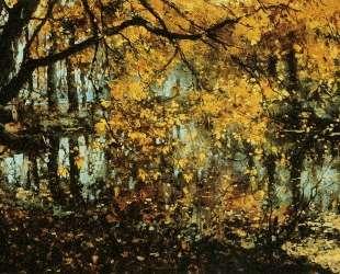 Coesweerd In Laren In The Autumn — Корнелис Вреденбург