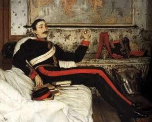 Colonel Frederick Gustavus Barnaby — Джеймс Тиссо