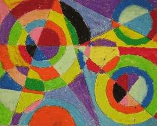 Color Explosion — Робер Делоне