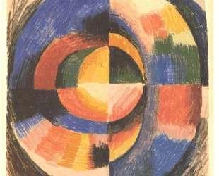 Colour circle — Август Маке