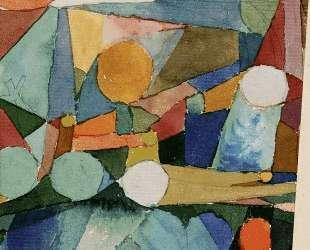 Colour Shapes — Пауль Клее