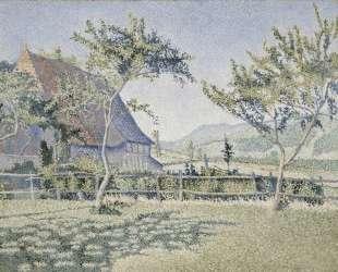 Comblat Castle, The Pre — Поль Синьяк