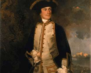 Commodore the Honourable Augustus Keppel — Джошуа Рейнольдс