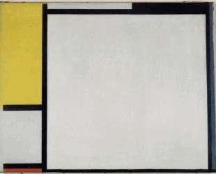 Композиция с красным, желтым и синим — Пит Мондриан