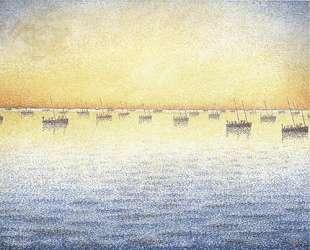 Concarneau, Opus 221 (Adagio) — Поль Синьяк