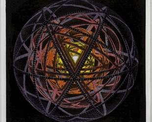 Concentric Rinds Colour — Мауриц Корнелис Эшер