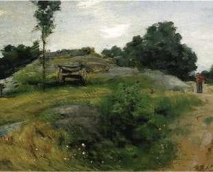 Connecticut Scene — Джулиан Олден Вейр