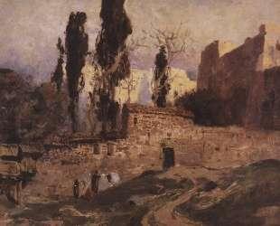 Константинополь — Василий Поленов