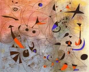 Constellation: The Morning Star — Жоан Миро