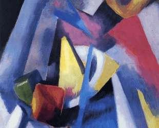 Constructivist Still LIfe — Томас Гарт Бентон