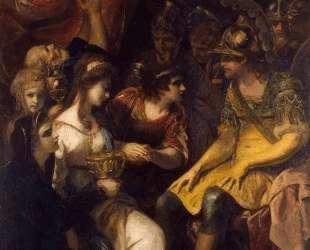 Continence of Scipio — Джошуа Рейнольдс