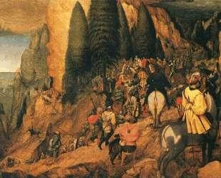 Обращение св. Павла — Питер Брейгель Старший