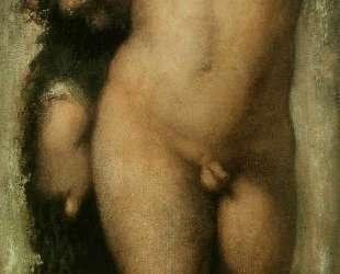 Copy of Raphael's Cherub — Гюстав Моро