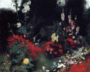 Corner of a Garden — Джон Сингер Сарджент