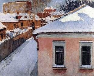 Уголок уходящей Москвы — Игорь Грабарь