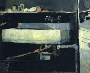 Corner of Studio Sink — Ричард Дибенкорн