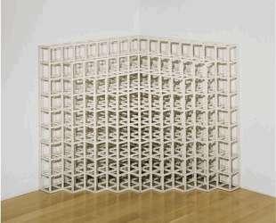 Corner Piece No. 2 — Сол Ле Витт