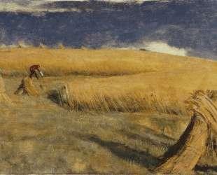 Cornfield at Ewell — Уильям Холман Хант