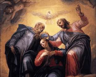 Coronation of the Virgin — Паоло Веронезе