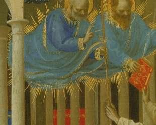 Коронация Девы Марии (деталь) — Фра Анджелико