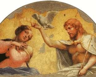 Коронование Богоматери — Корреджо