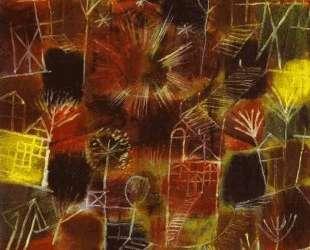 Cosmic Composition — Пауль Клее
