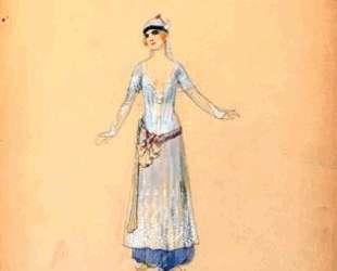 Costume Designs — Сергей Соломко