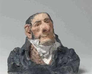 Граф Антуан-Морис-Аполлинер д'Аргу (1782-1858), министр и пэр Франции — Оноре Домье