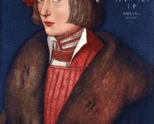 Пфальцграф Филипп Воинствующий (1503-1548) — Ханс Бальдунг
