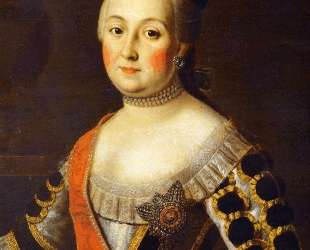 Countess Anna Vorontsova — Алексей Антропов