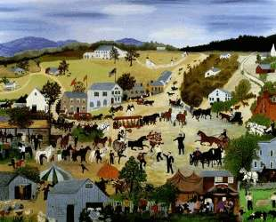 Country Fair — Бабушка Мозес