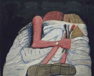 Couple in bed — Филипп Густон
